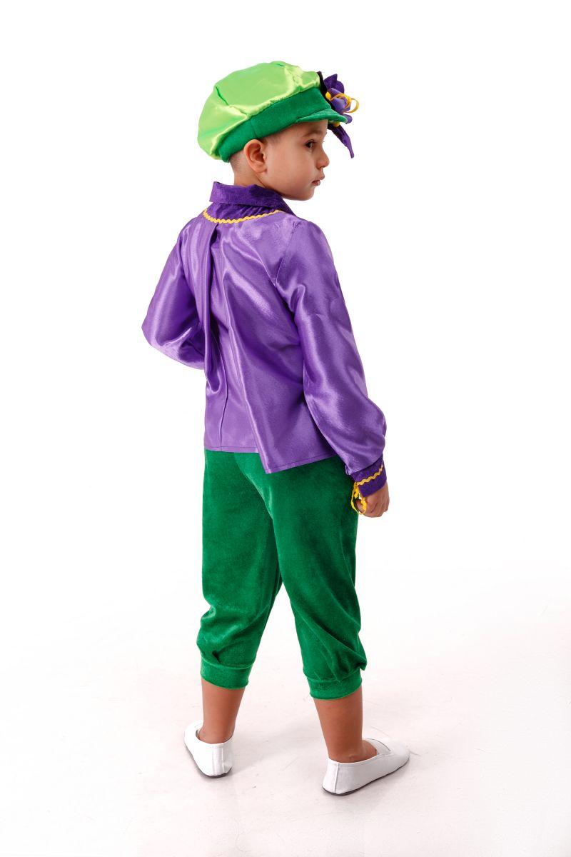 Масочка - «Ирис» карнавальный костюм для мальчиков / фото №2993