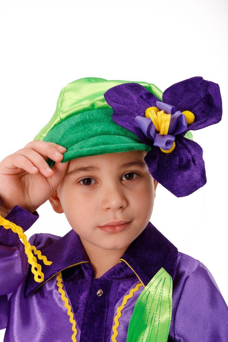 Масочка - «Ирис» карнавальный костюм для мальчиков / фото №3004