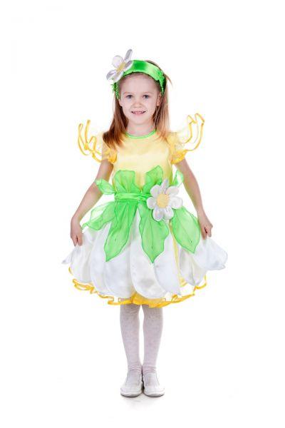«Ромашка» карнавальный костюм для девочки
