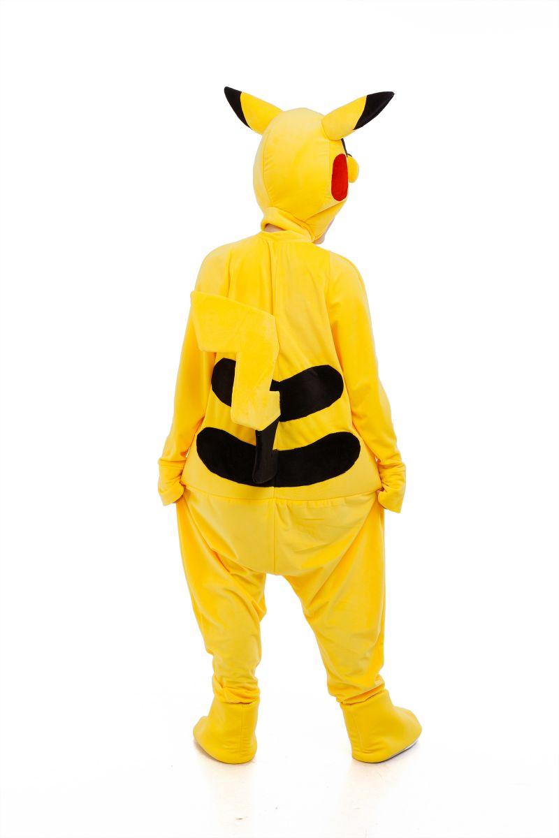 Масочка - Пикачу «Pokemon Pikachu» карнавальный костюм для аниматоров / фото №3044