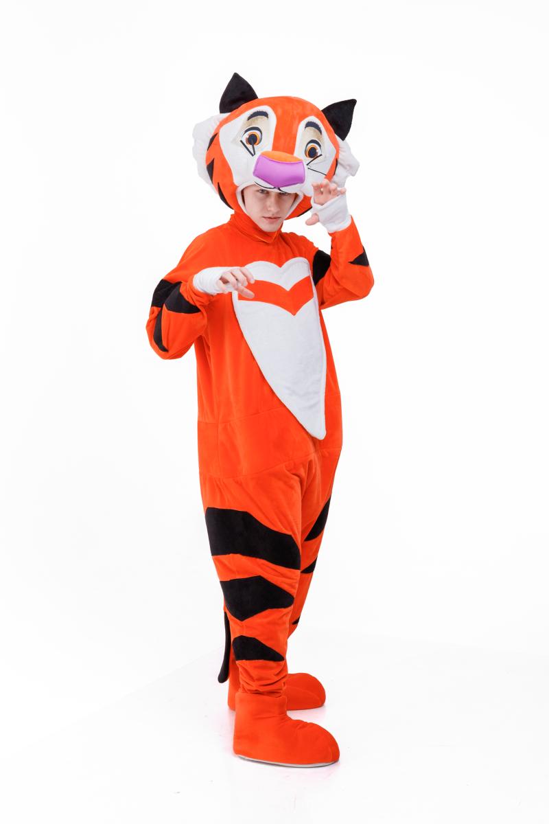 «Тигренок Тиг» карнавальный костюм для аниматоров