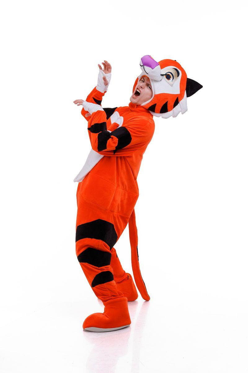 Масочка - «Тигренок Тиг» карнавальный костюм для аниматоров / фото №3048
