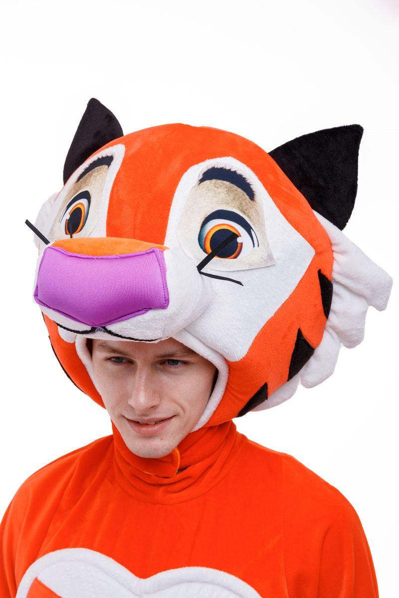 Масочка - «Тигренок Тиг» карнавальный костюм для аниматоров / фото №3049
