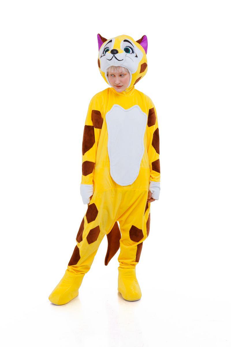 Масочка - «Леопард Лео» карнавальный реквизит для аниматоров / фото №3053