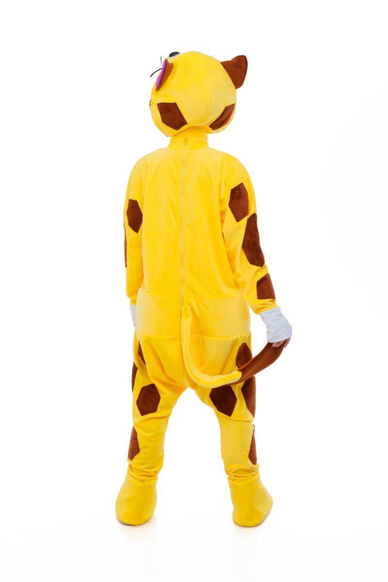 Масочка - «Леопард Лео» карнавальный реквизит для аниматоров / фото №3054