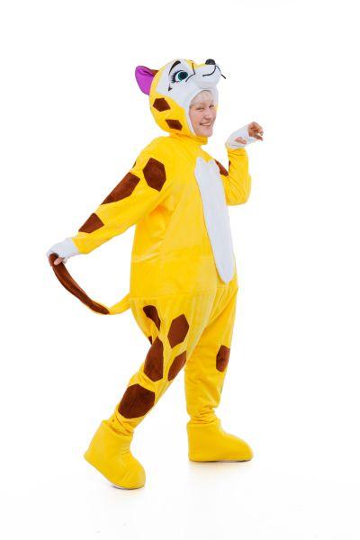 «Леопард Лео» карнавальный костюм для аниматоров
