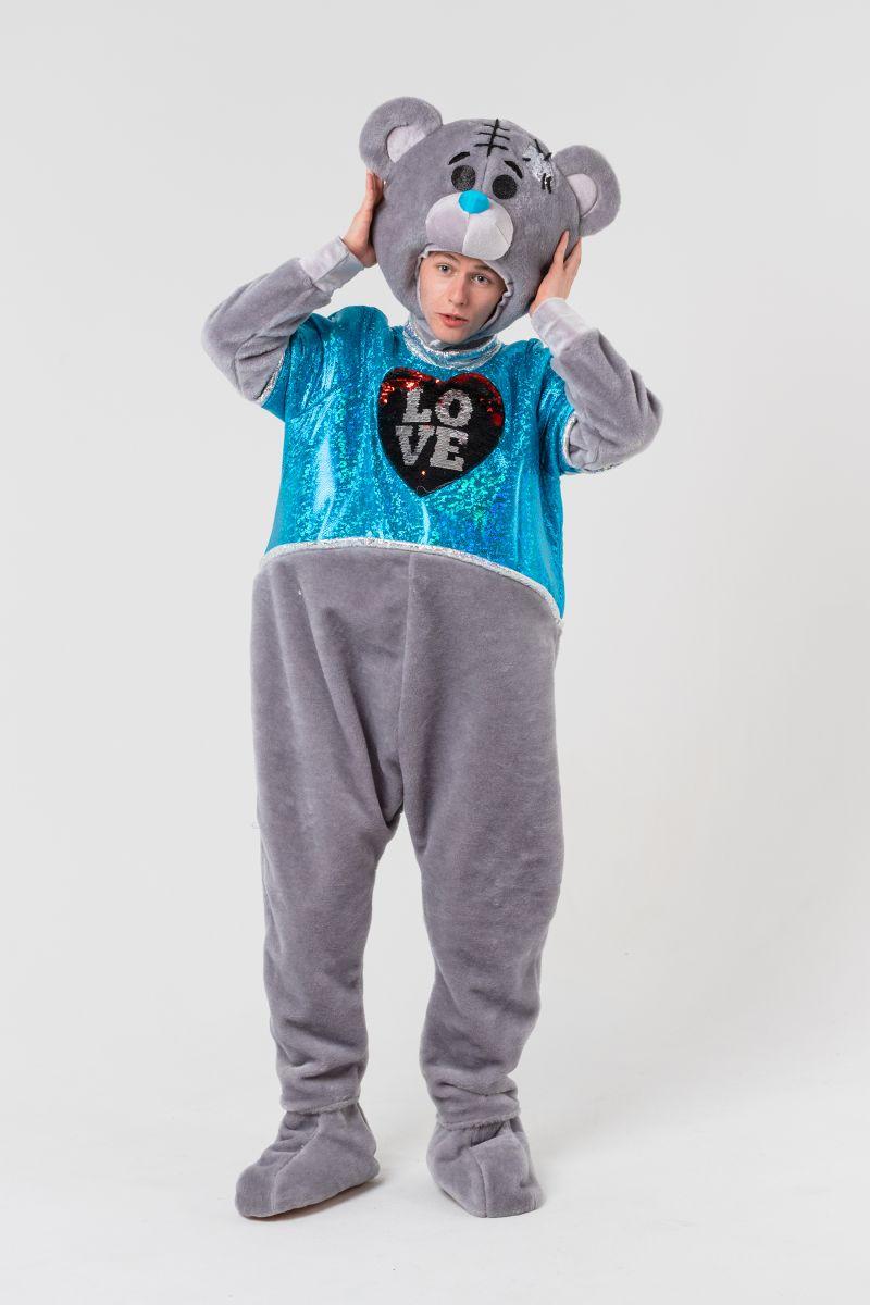Мишка Тедди мальчик «Teddy Bear» карнавальный костюм для аниматоров