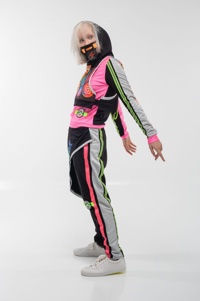 Масочка - Блогерка «TikTok» карнавальный костюм для аниматора / фото №3094