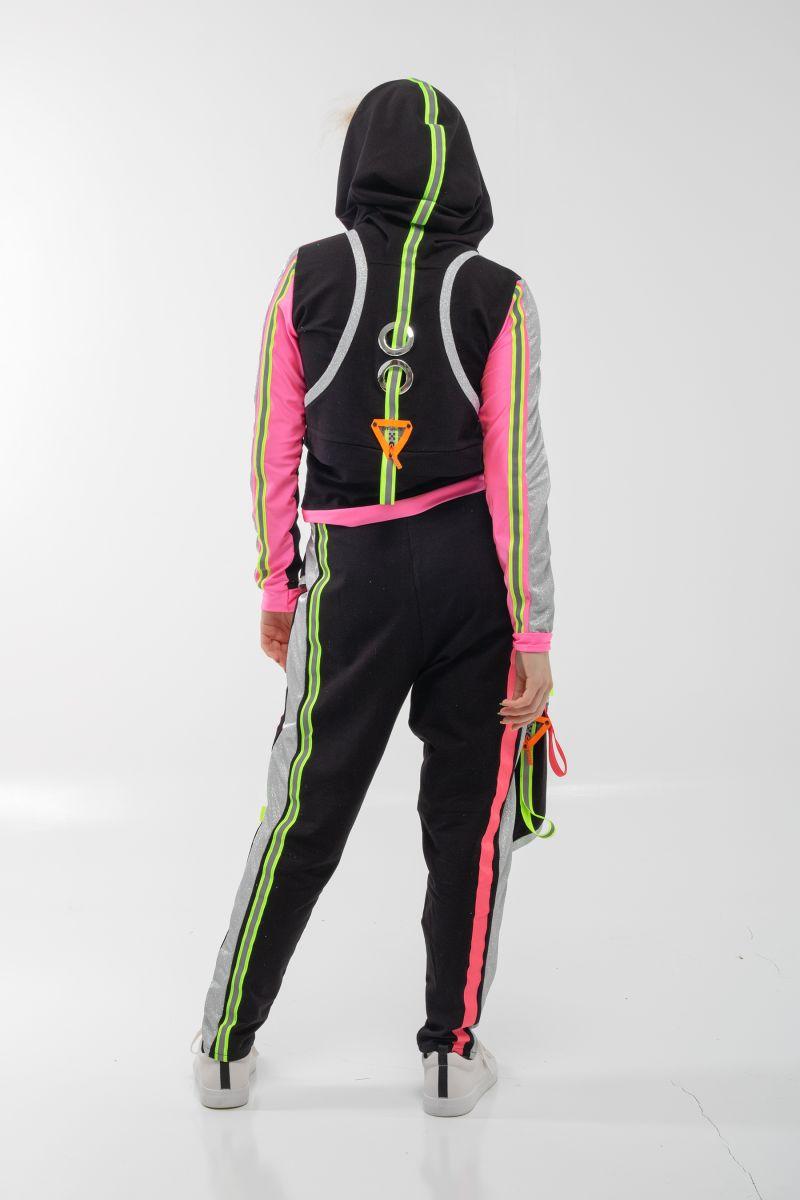 Масочка - Блогерка «TikTok» карнавальный костюм для аниматора / фото №3095
