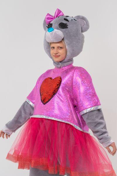 Мишка Тедди девочка «Teddy Bear» карнавальный костюм для аниматора