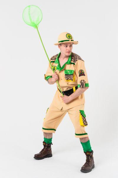 Палеонтолог карнавальный костюм для аниматоров