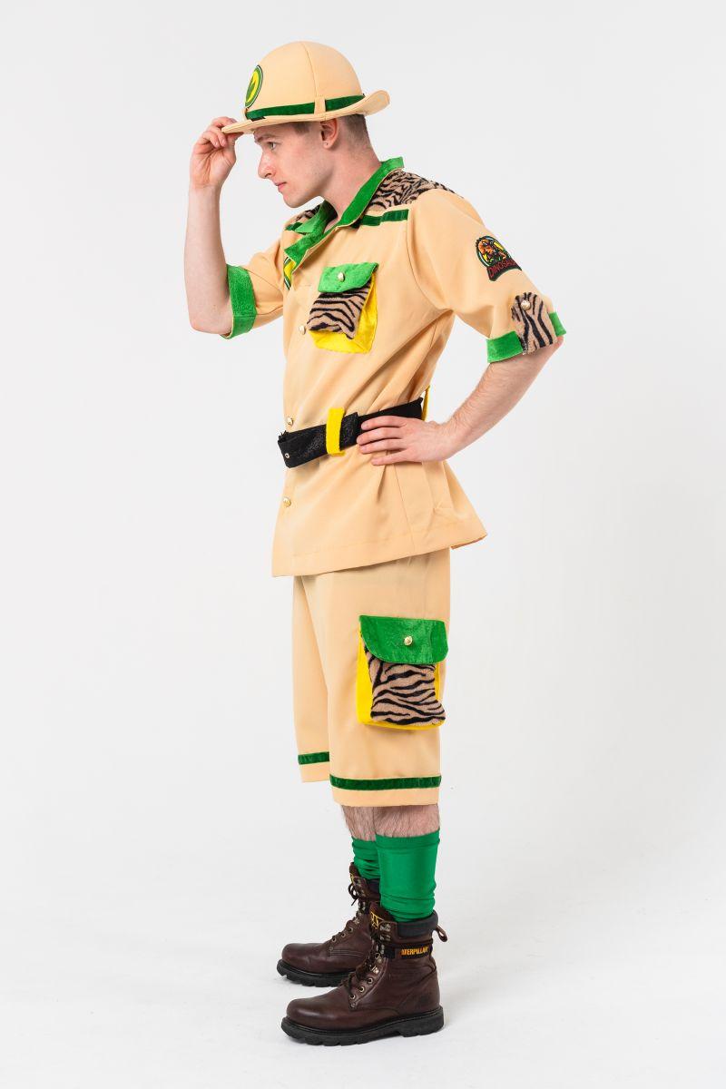 Масочка - Исследователь « Сафари » карнавальный костюм для аниматоров / фото №3106