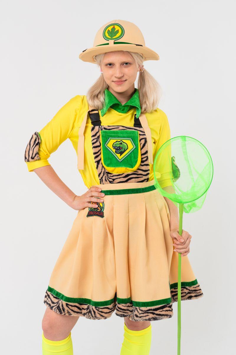 Масочка - Исследовательница « Сафари » карнавальный костюм для аниматоров / фото №3115