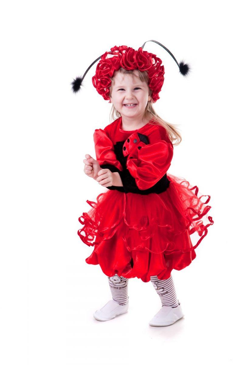 Масочка - Божья коровка «Малышка» карнавальный костюм для девочки / фото №314