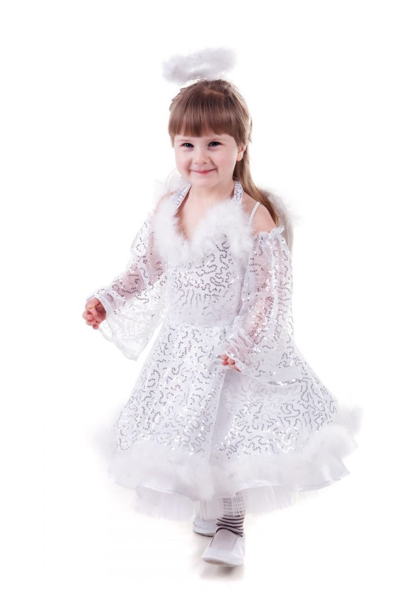 «Ангел» карнавальный костюм для девочки
