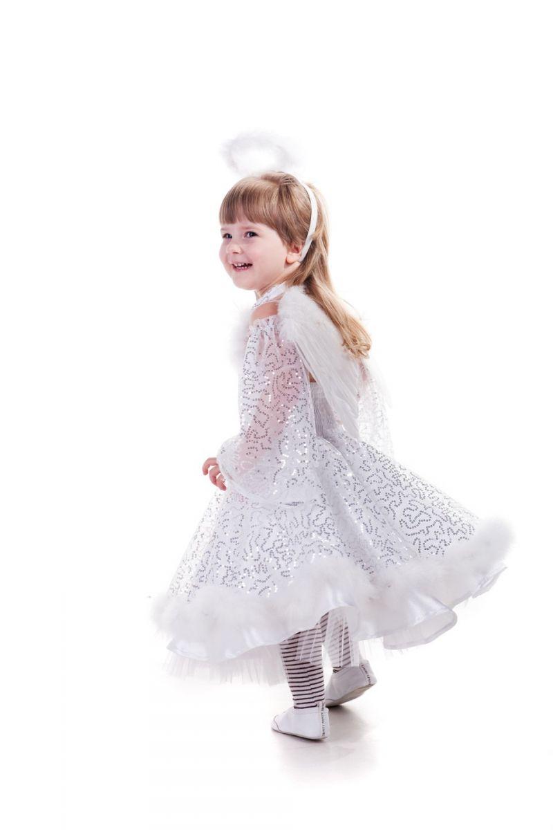 Масочка - «Ангел» карнавальный костюм для девочки / фото №317
