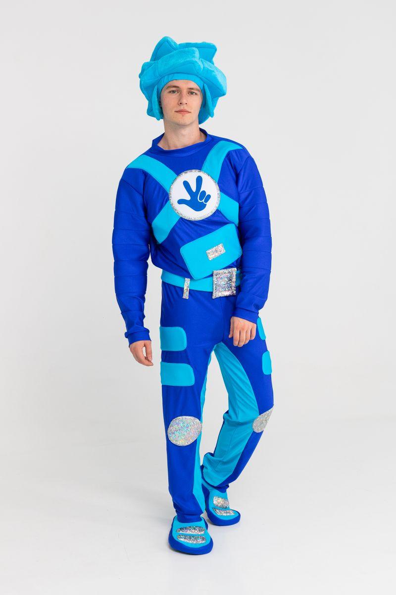 «Фиксик Нолик» бифлекс карнавальный костюм для взрослых