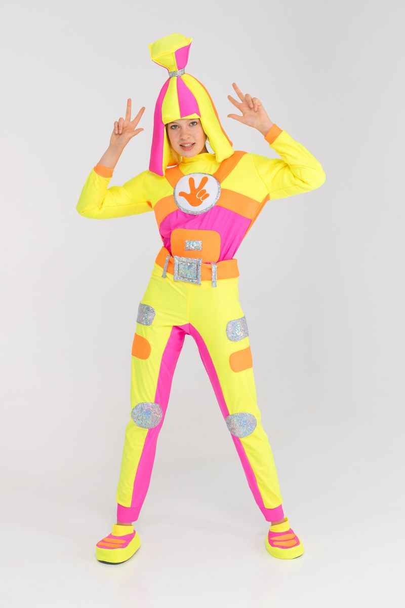 «Фиксик Симка» бифлекс карнавальный костюм для взрослых