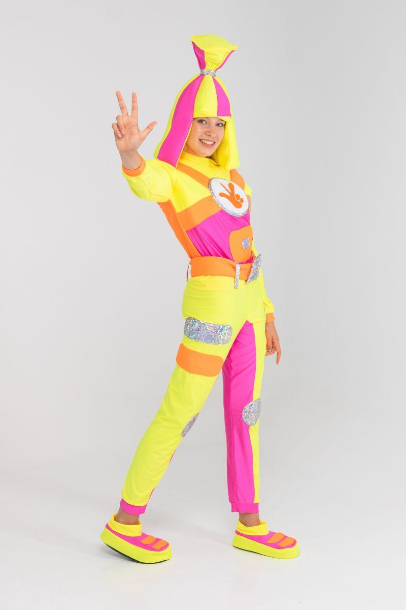 Масочка - «Фиксик Симка» бифлекс карнавальный костюм для взрослых / фото №3191