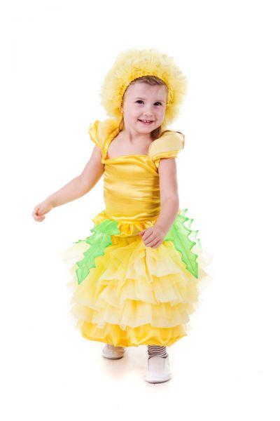 «Одуванчик» карнавальный костюм для девочки