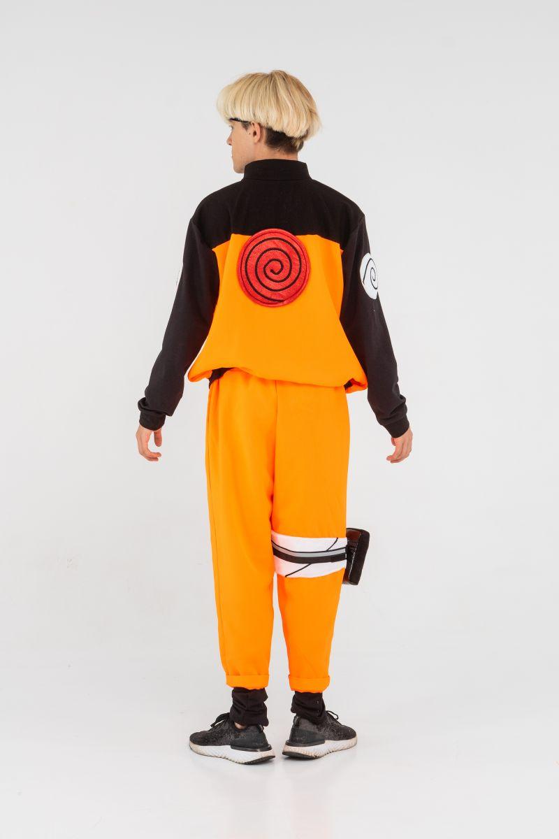 Масочка - Наруто «Naruto» карнавальный костюм для аниматора / фото №3221
