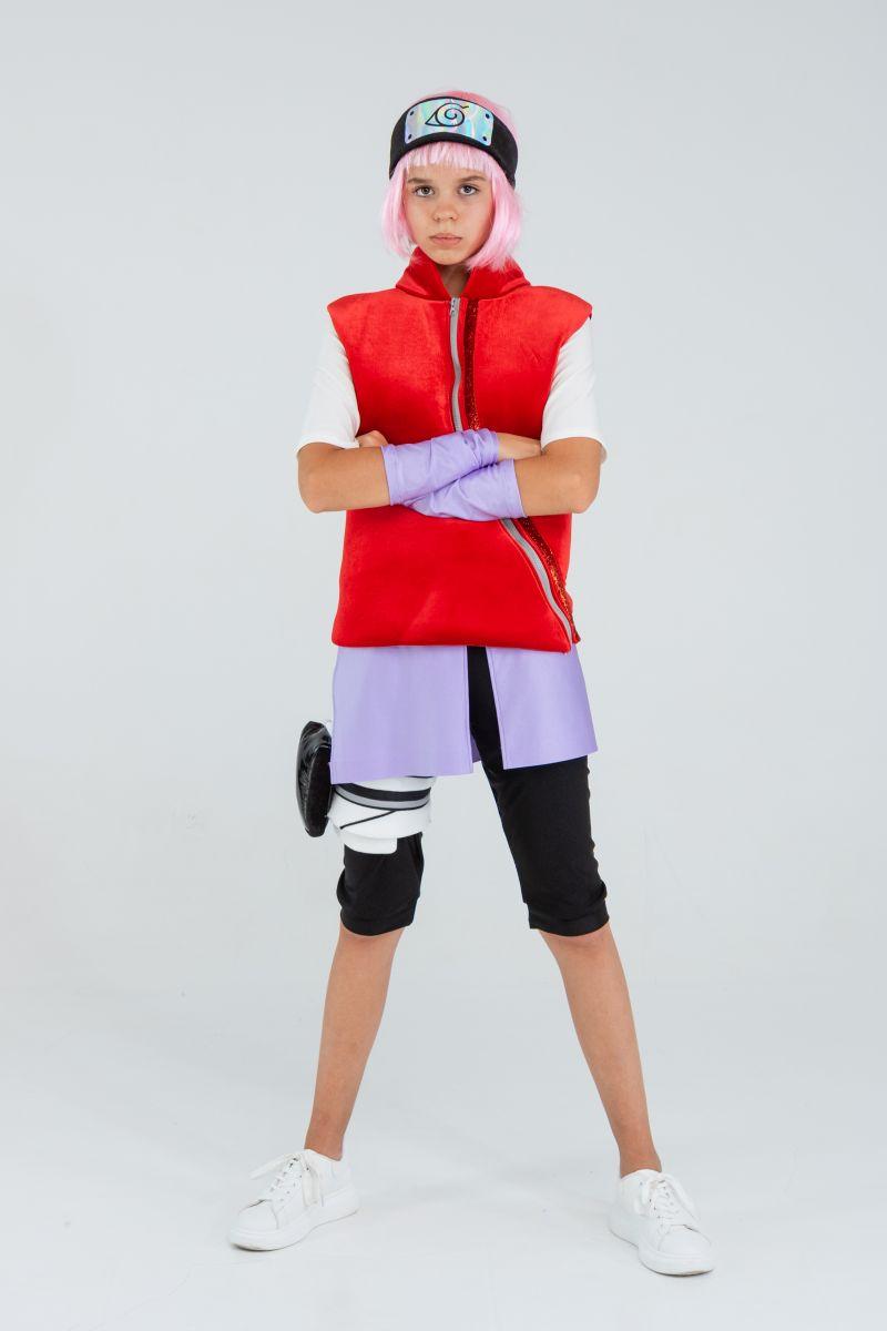 Саске «Naruto» карнавальный костюм для аниматора