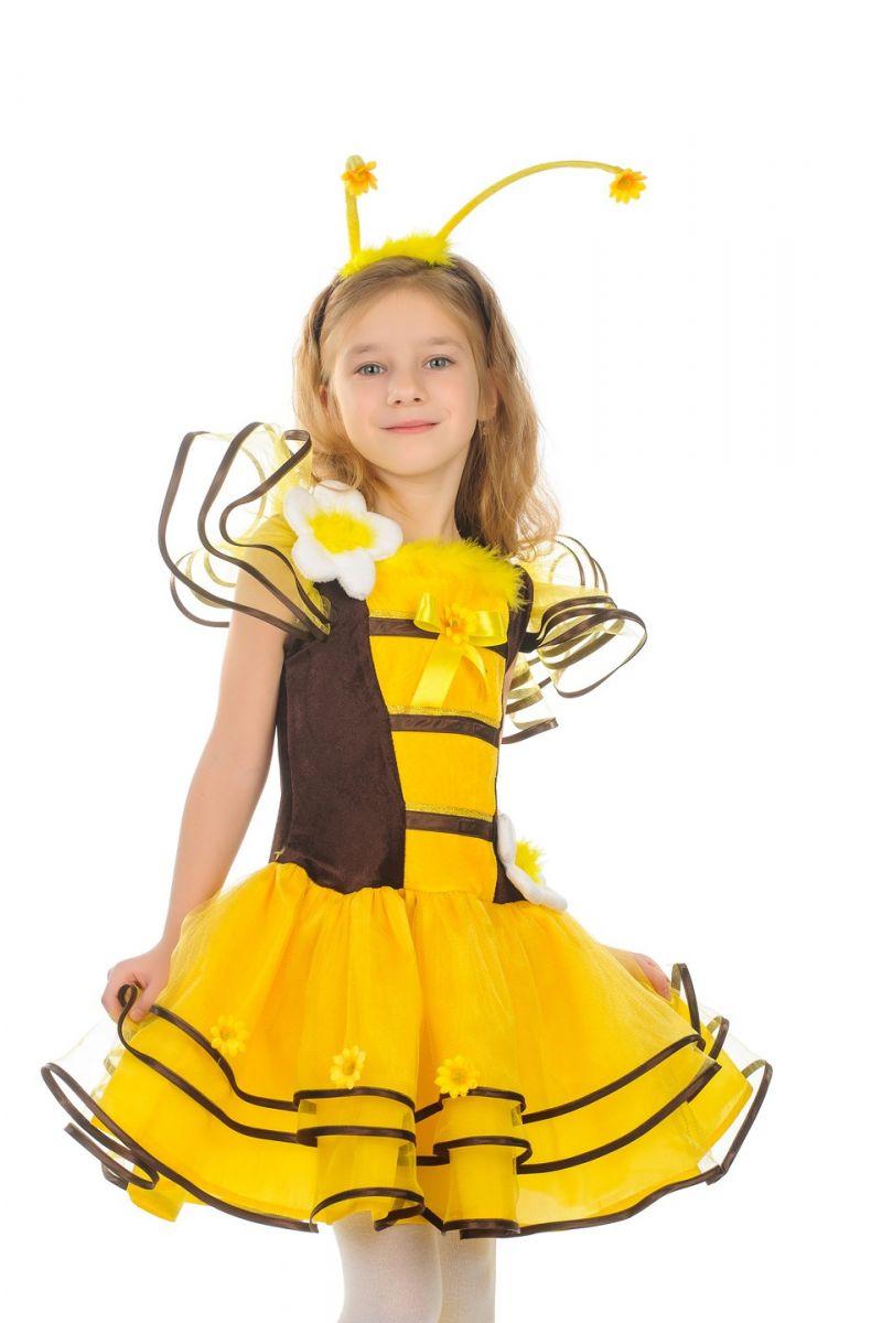 Масочка - Пчелка «Кокетка» карнавальный костюм для девочки / фото №325