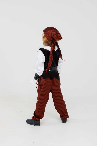 «Пират» карнавальный костюм для мальчика