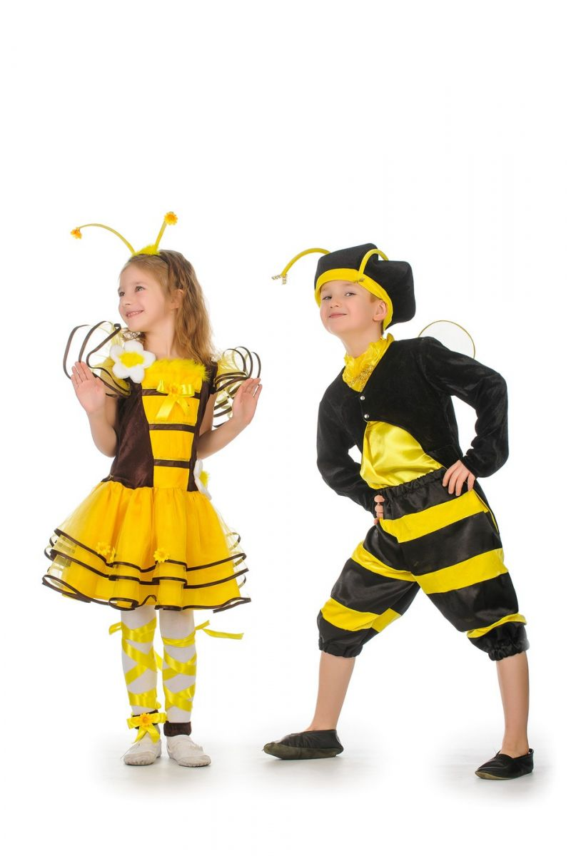 Масочка - Пчелка «Кокетка» карнавальный костюм для девочки / фото №326