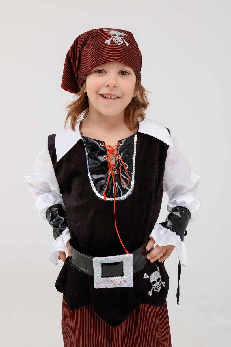 Масочка - «Пират» карнавальный костюм для мальчика / фото №3261
