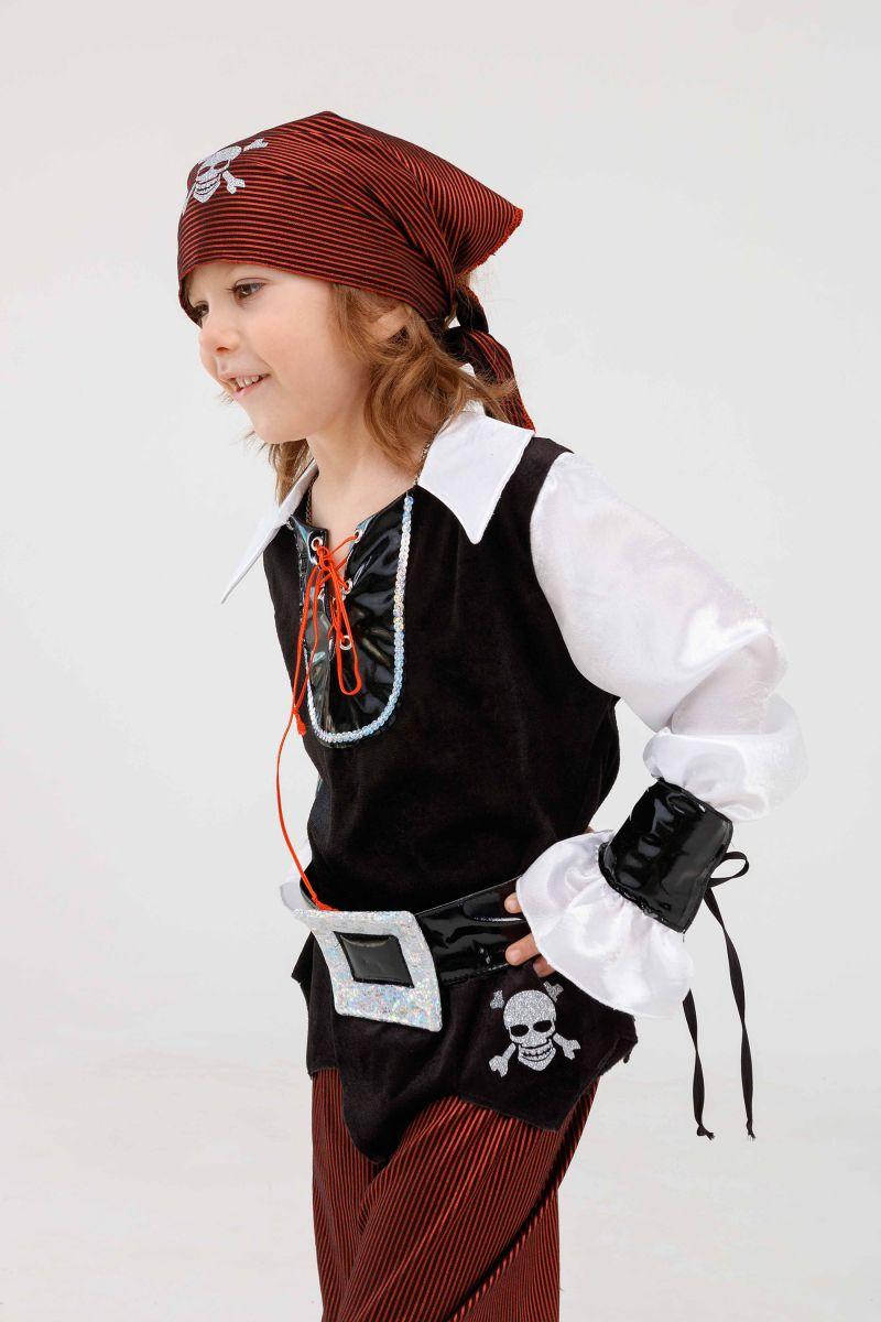 Масочка - «Пират» карнавальный костюм для мальчика / фото №3262