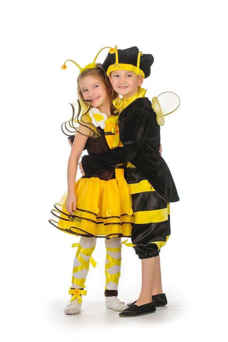 Масочка - Пчелка «Кокетка» карнавальный костюм для девочки / фото №327