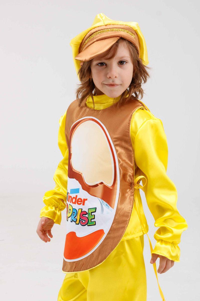 Масочка - «Киндер» карнавальный костюм для детей / фото №3275