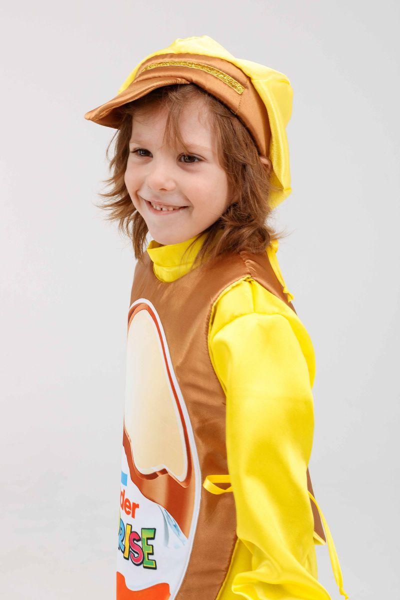 Масочка - «Киндер» карнавальный костюм для детей / фото №3276