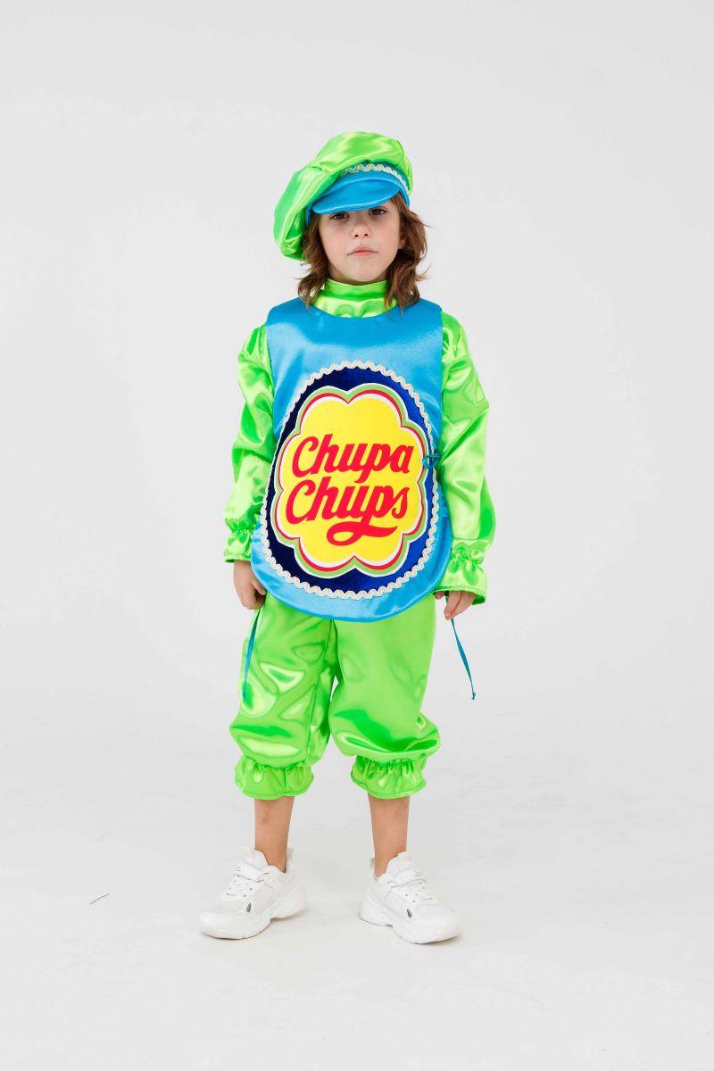 Масочка - Конфетка «Чупа Чупс» карнавальный костюм для детей / фото №3279