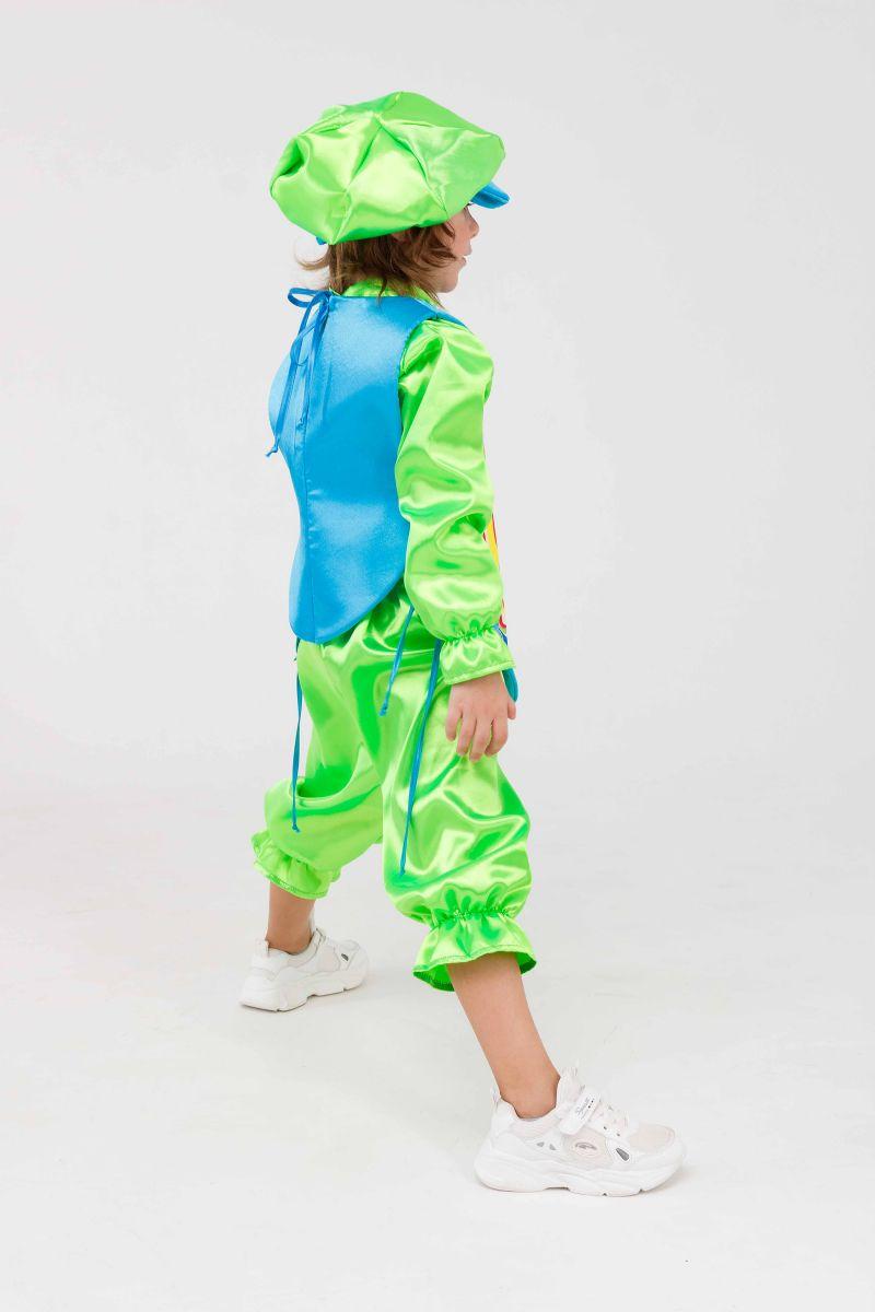 Масочка - Конфетка «Чупа Чупс» карнавальный костюм для детей / фото №3280