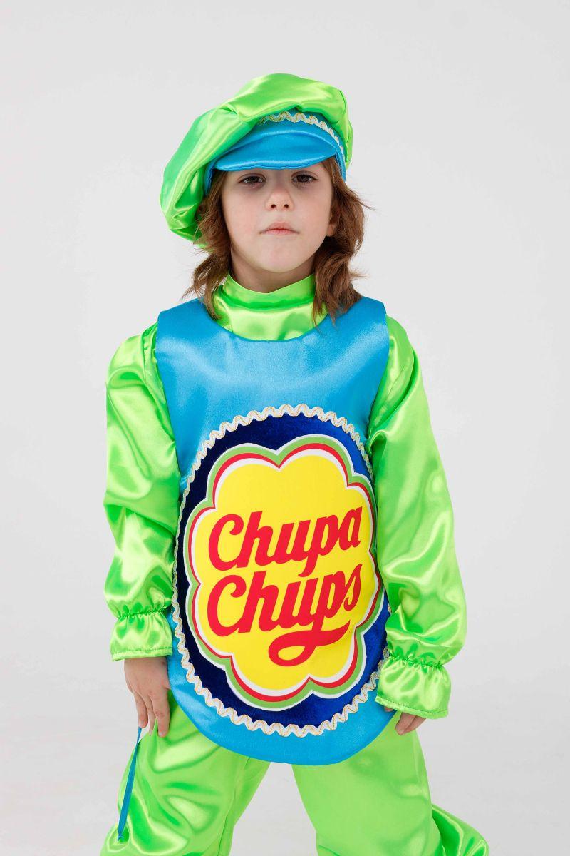 Масочка - Конфетка «Чупа Чупс» карнавальный костюм для детей / фото №3281