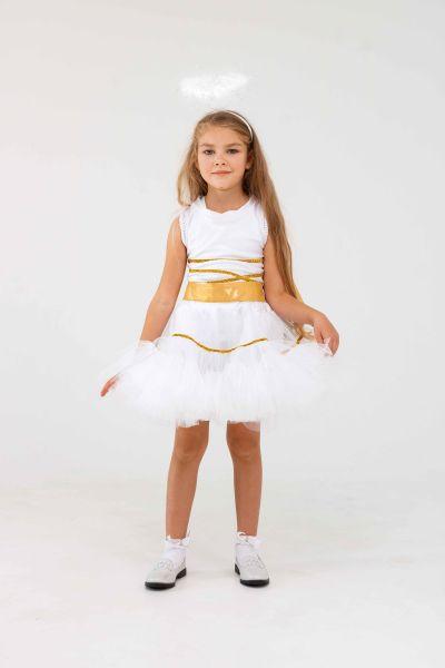 «Ангелочек» карнавальный костюм для девочки