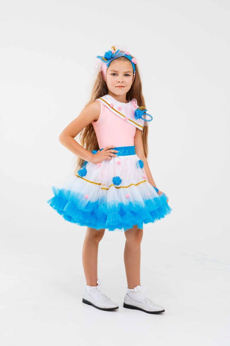 Масочка - «Бусинка» карнавальный костюм для девочки / фото №3295