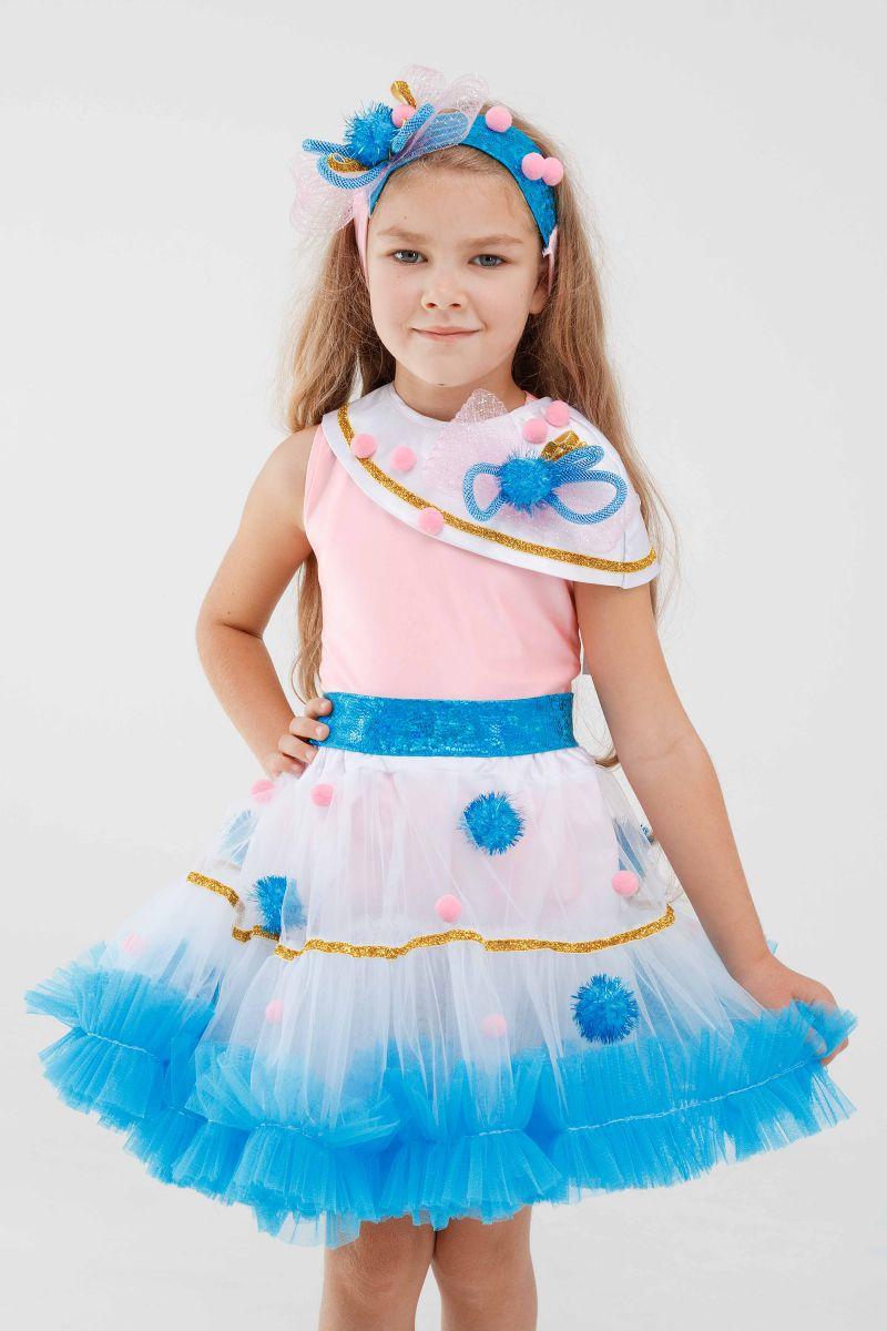 Масочка - «Бусинка» карнавальный костюм для девочки / фото №3298