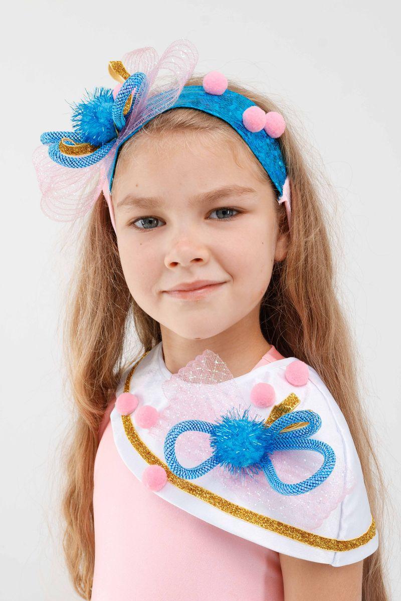 Масочка - «Бусинка» карнавальный костюм для девочки / фото №3299