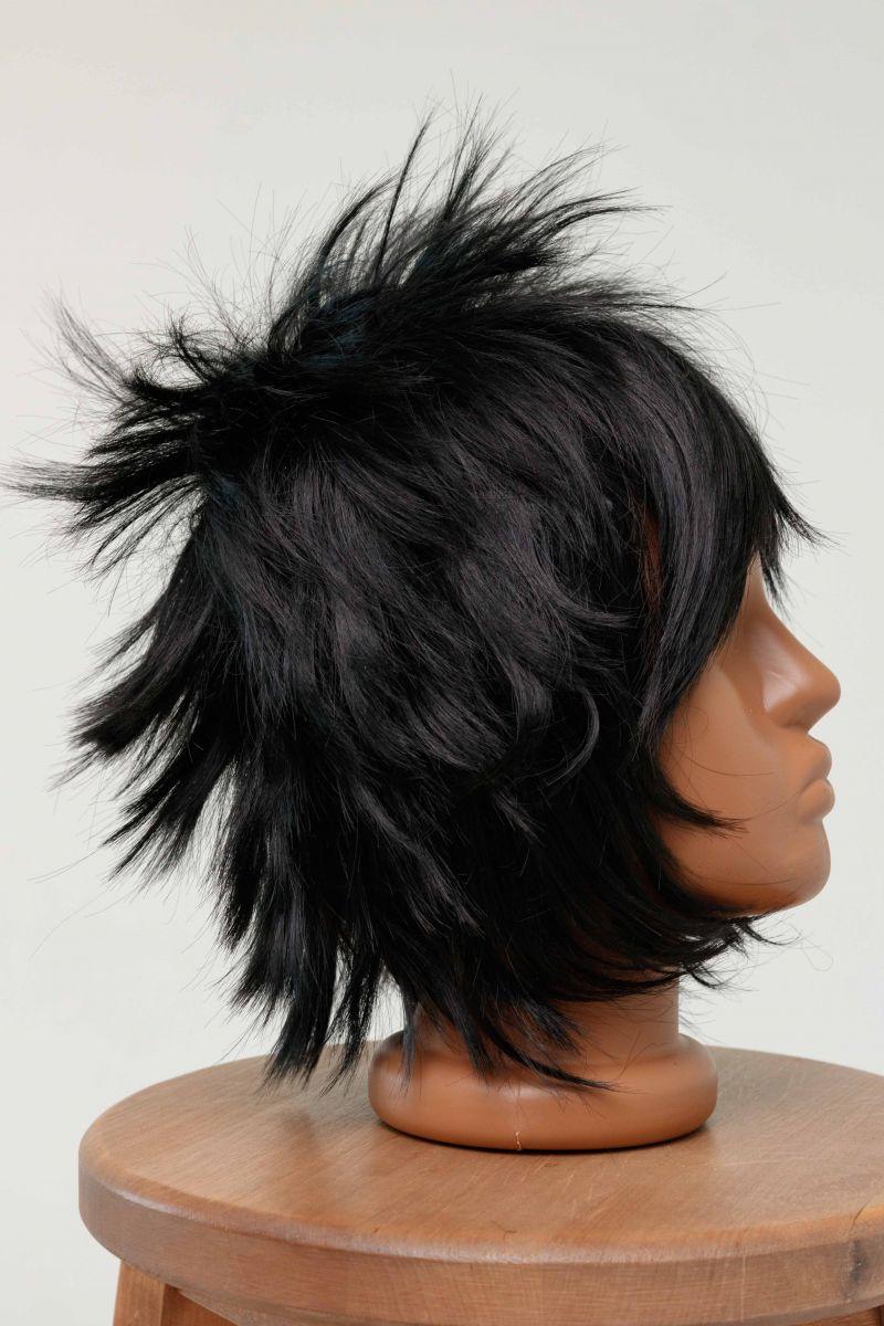 Масочка - «Парик Саске Учиха» парик для всех / фото №3305
