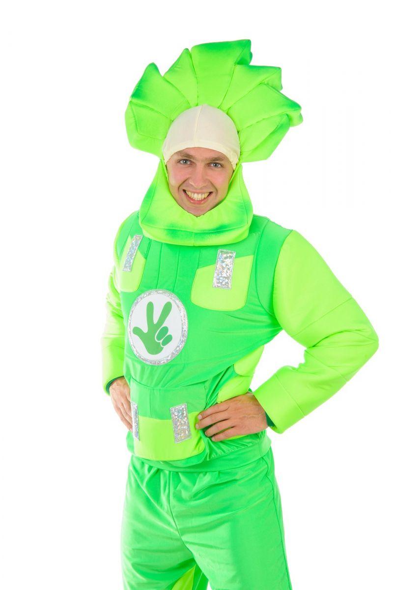 Масочка - Фиксик «Папус» карнавальный костюм для взрослых / фото №333