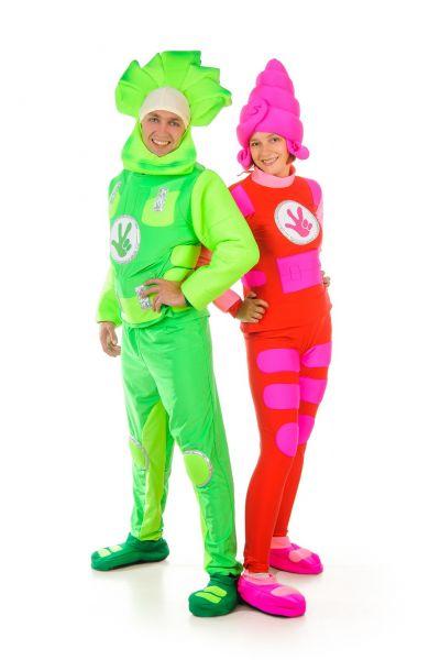 Фиксик «Папус» карнавальный костюм для взрослых