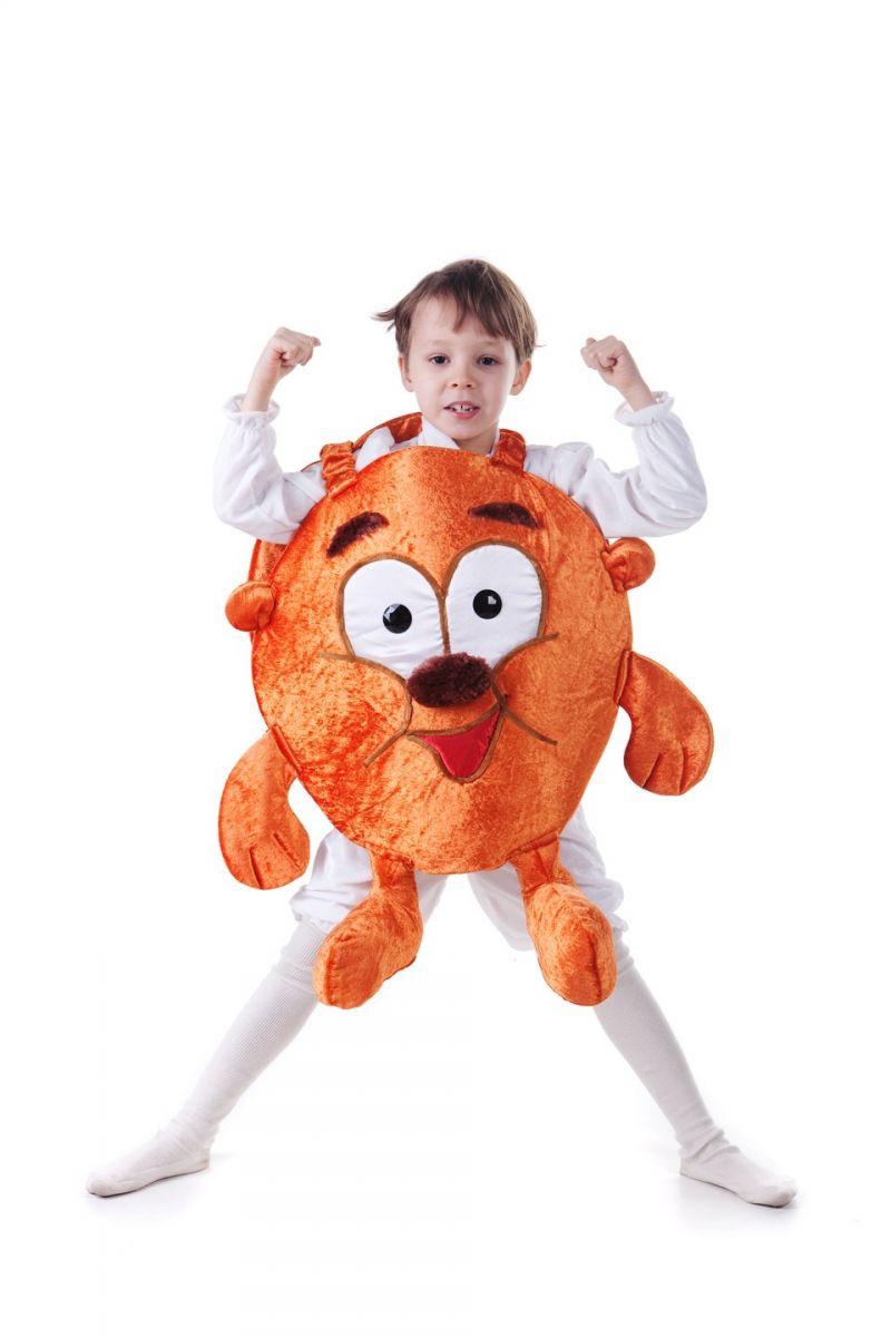 Копатыч «Смешарики» карнавальный костюм для мальчика