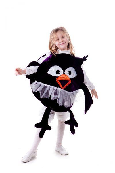 Совунья «Смешарики» карнавальный костюм для девочки