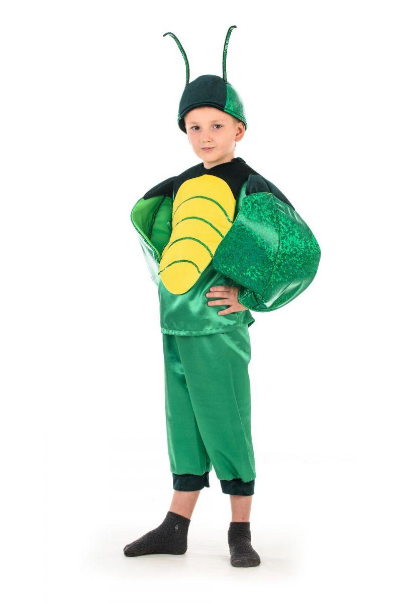 Светлячок «Кардинальский» карнавальный костюм для мальчика