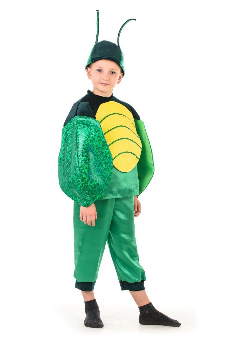 Масочка - Светлячок «Кардинальский» карнавальный костюм для мальчика / фото №343