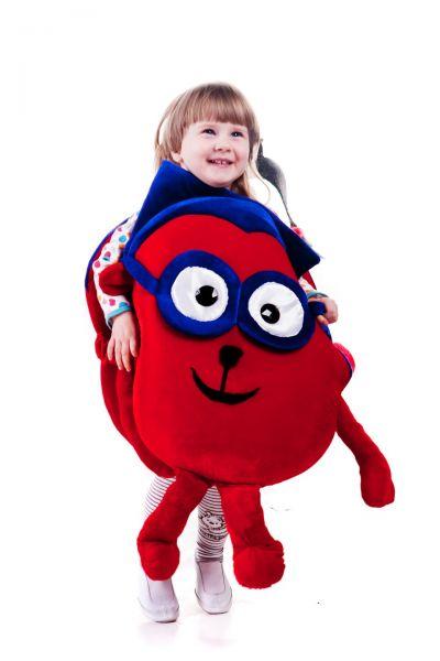 Еж «Смешарики» карнавальный костюм для мальчика