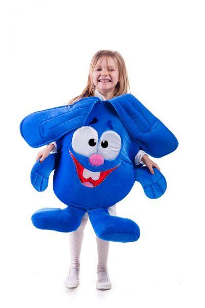 Крош «Смешарики» карнавальный костюм для мальчика